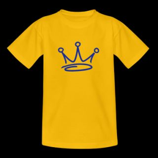 graffiti style crown T Shirt  Spreadshirt  ID: 7606162