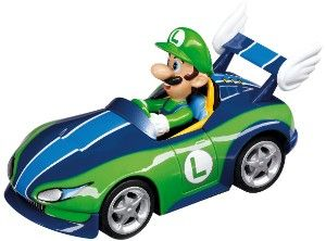 CARRERA GO Car Mario Kart Wii Wild Wing +Luigi, Carrera   myToys.de