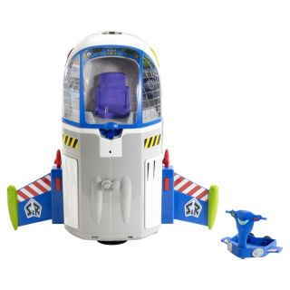 Toy Story Buzz Lightyear Spaceship Command Center   Shop.Mattel