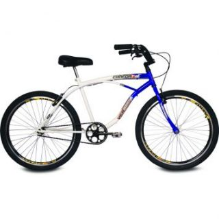 Seja para manter a forma ou para diversão, a Bicicleta Verden Confort