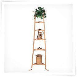 Indoor Wooden Plant Stand On Popscreen