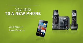 Cell Phones + Home Phones