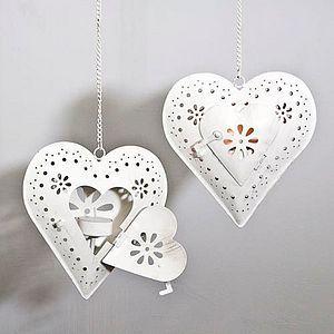 three wooden bark tea light holders by the wedding of my dreams