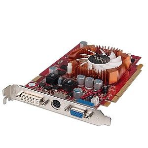 Forsa GeForce 6600GT 512MB DDR2 PCI Express (PCIe) DVI/VGA Video Card