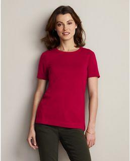 Pima Cotton Jersey Crewneck T Shirt  Eddie Bauer