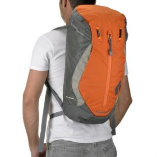 Mochila Black Diamond Hollowpoint 20L   Laranja  Kanui
