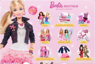 Shop Barbie Dolls, Barbie Houses & Accessories  Mattel