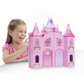 BARBIE™ THE PRINCESS & THE POPSTAR Musical Light up Castle Play Set