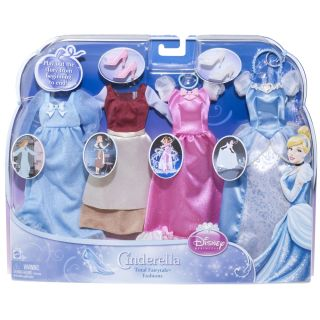 Disney Princess Cinderella TOTAL FAIRYTALE™ Fashions   Shop.Mattel