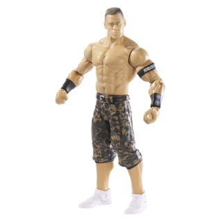 WWE® JOHN CENA® Figure (Quick Turn Global Superstars Series)   Shop