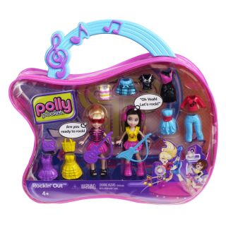 Polly Pocket® Rock n Roll Friendship Bag   Shop.Mattel