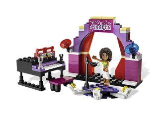 Palco da Andrea (LEGO Friends 3932), LEGO, Infantil. Comprar livro