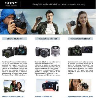Foto e Video, Reflex, Sony , foto e câmaras de vídeo. Compre online