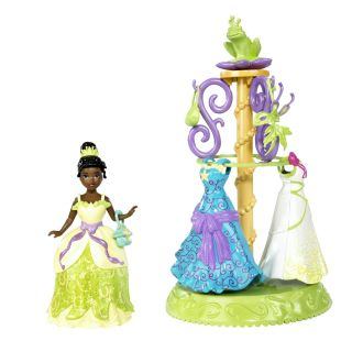 Disney Princess Little Kingdom MAGICLIP™ Fashion Collection   Tiana