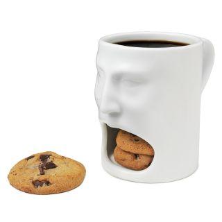 FACE MUG  Cookie Mug, Funny Coffee Cup  UncommonGoods
