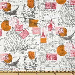 Premier Prints Amore Twill Sherbet   Discount Designer Fabric