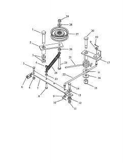 swisher 60 inch 18 5hp pull behind trail mower bolens wiring diagram model rtb12544 swisher 44 trail cutter wiring diagram (9 parts)