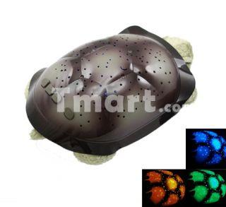 Turtle Night Light Stars Projector Constellation Lamp   Tmart