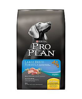 Purina® Pro Plan® Large Breed Formula Puppy Dog Food, 34 lb