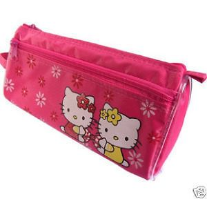 cosmetic pink bag pencils Pencil Case Bag, Stationery make up case