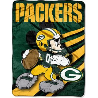 Green Bay Packers Bedding Disney® Green Bay Packers Plush Throw