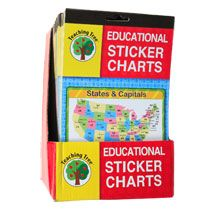 Home Arts & Crafts Paper, Pads & Stickers Teaching Tree Educational