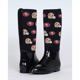 San Francisco 49ers Womens Footwear Cuce Shoes San Francisco 49ers