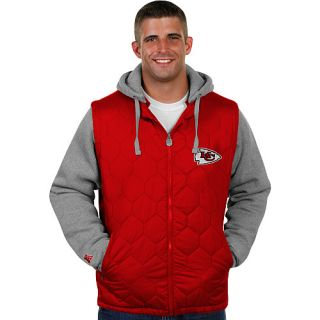 Kansas City Chiefs Mens Pro Line Outerwear Mens Pro Line Kansas City