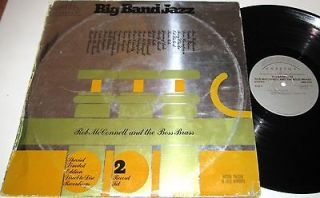 Rob McConnell and the Boss Brass Big Band Jazz 2LP AUDIOPHILE GERMAN