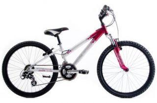 Raleigh AT10 24 Girls 2012 Kids Bike (24 Wheel)  Evans Cycles