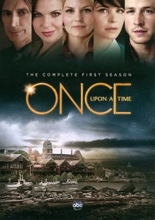 Once Upon a Time The Complete First Season DVD, 2012, 5 Disc Set