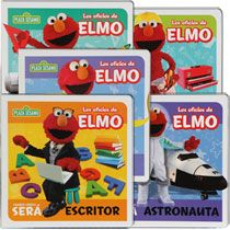 Bulk Sesame Street Learning Puzzle Books for Spanish Speaking Children