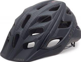 Giro Hex Matte Black Lines Logo Cycling Helmet Dirt New