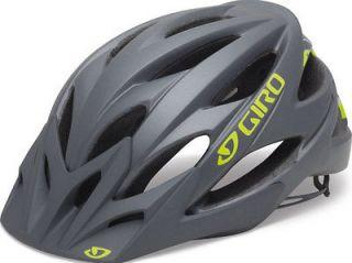 Giro Helmet Xar Matte Titanium Bike Mountain Dirt New