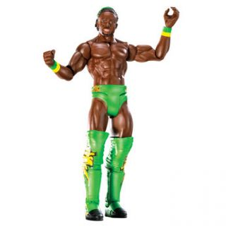 WWE Figure   Kofi Kingston   Toys R Us   Action Figures & Playsets