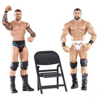 Sorry, out of stock Add WWE 2 Pack Figure   Randy Orton vs Mason Ryan