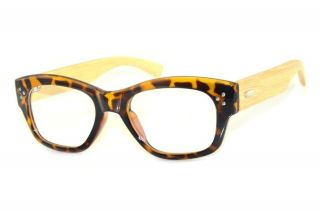 Japanese pure hand made new fashion solid wood leg plate frame glasses