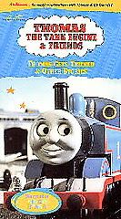 Thomas the Tank Engine Friends   Thomas Gets Tricked VHS, 1992