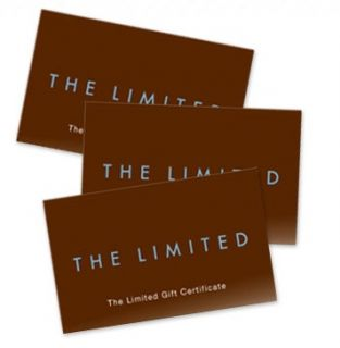 The Limited Gift Card