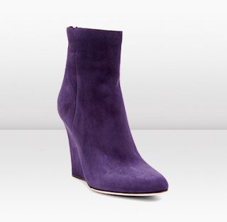 Jimmy Choo  Mercury  Wedge Ankle Boots  JIMMYCHOO