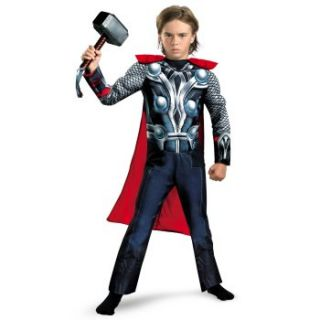 The Avengers Thor Classic Muscle Chest Child Costume Ratings & Reviews