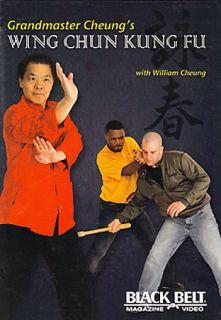 Grandmaster Cheungs Wing Chun Kung Fu DVD, 2008