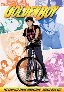 Golden Boy   The Complete Collection DVD, 2007, 2 Disc Set