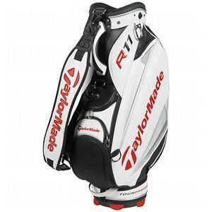 2012 TAYLORMADE TMX R11 TOUR FULL SIZE STAFF GOLF BAG LOOK LIKE A PRO