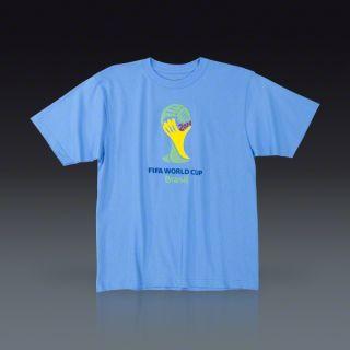 adidas World Cup 2014 Logo T Shirt  SOCCER