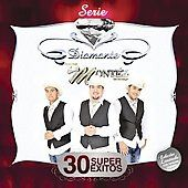 Serie Diamante 30 Super Exitos by Grupo Montéz de Durango CD, Nov