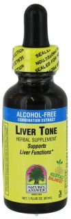 Buy Natures Answer   Liver Tone Alcohol Free   1 oz. at LuckyVitamin