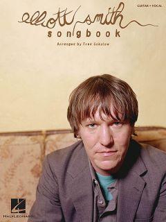 Look inside Elliott Smith Songbook   Sheet Music Plus