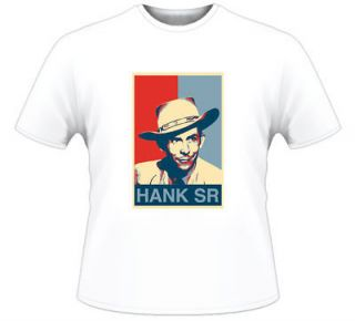 Hank Williams Sr Country Music T Shirt