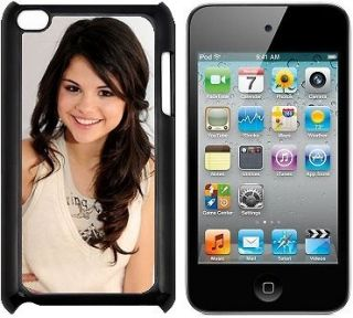 SELENA GOMEZ   hard case cover fits ipod touch 4 4g 4th gen *NEW*